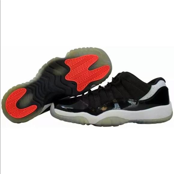 Nike Other - Air Jordan 11 retro infrared low G SZ 39